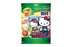 Crayola Color Wonder Mess Free Coloring Kit - Hello Kitty