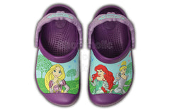 Creative Crocs Magical Day Disney Princess Clog