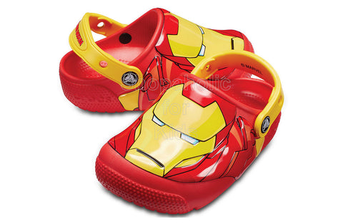 Crocs Fun Lab Ironman Lights Clog