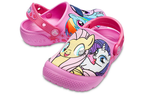 Crocs Fun Lab My Little Pony Clog