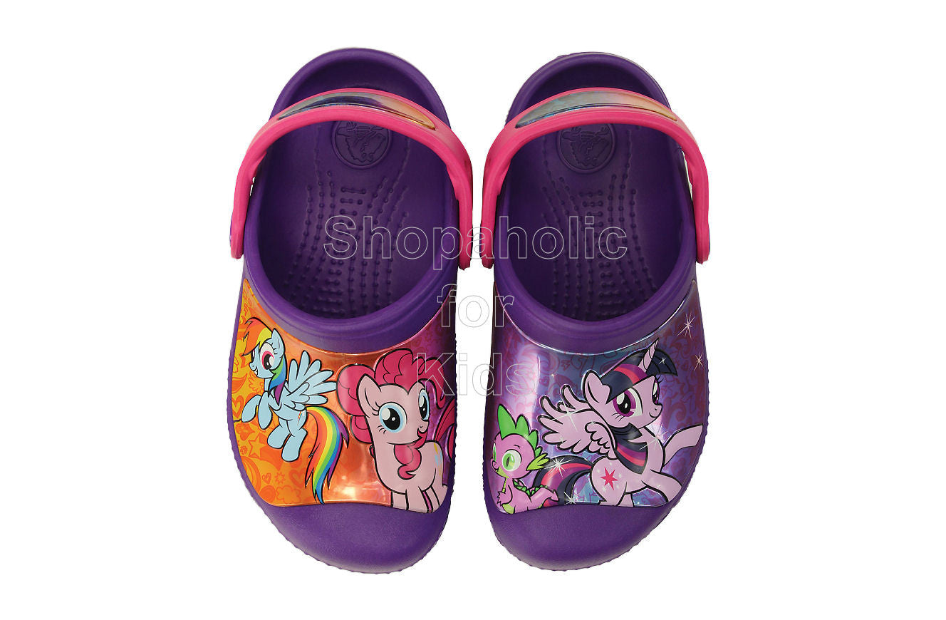 f74169f4d06 Creative Crocs My Little Pony Clog | Shopaholic for Kids