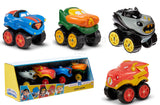 DC Super Friends Speed Squad - Pack of 4