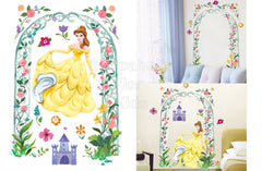 Disney Princess Belle Wall Sticker - Shopaholic for Kids