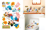 Mickey Mouse and Friends Wall Sticker