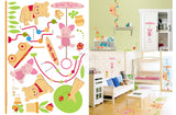Winnie the Pooh Wall Sticker (DS-58385) - Shopaholic for Kids