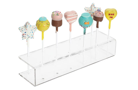 Delish Treats 12 Hole Acrylic Cake Pop Stand