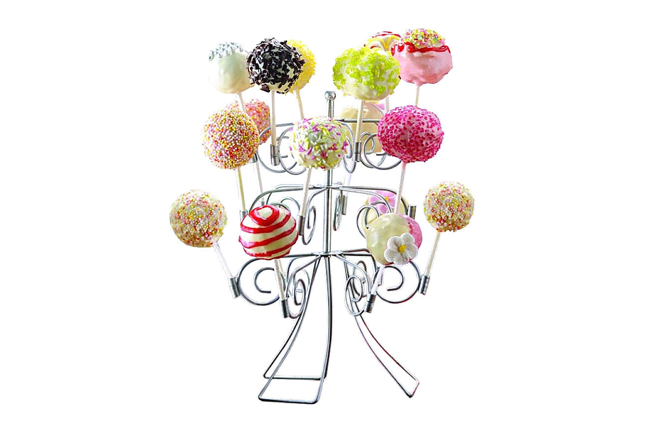Delish Treats Cake Pop Stand - Shopaholic for Kids