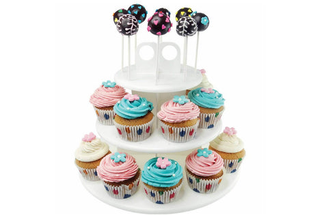 Delish Treats Cake Pop and Cupcake Stand