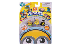 Despicable Me Minions Mineez Series 1 Character Pack, 3pcs - Set A