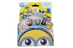 Despicable Me Minions Mineez Series 1 Character Pack, 3pcs - Set B