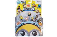 Despicable Me Minions Mineez Series 1 Character Pack, Set D