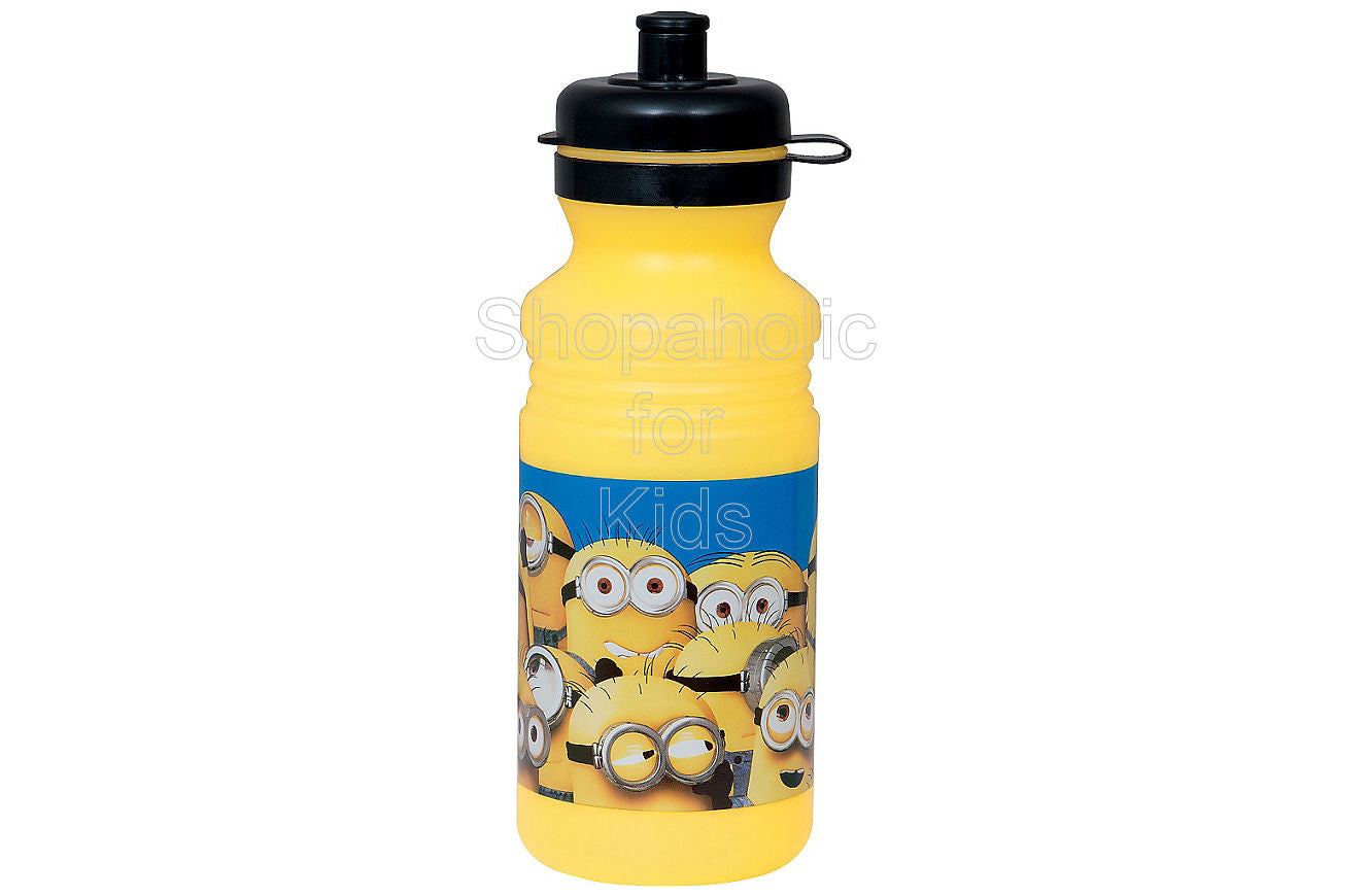 Despicable Me Minions Water Bottle 18oz - Shopaholic for Kids