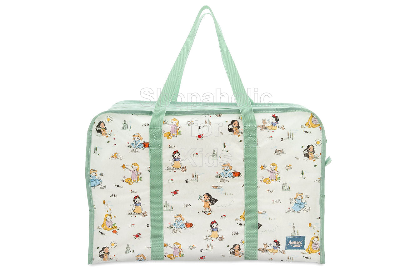 Disney Animators' Collection Zippered Reusable Tote - Shopaholic for Kids