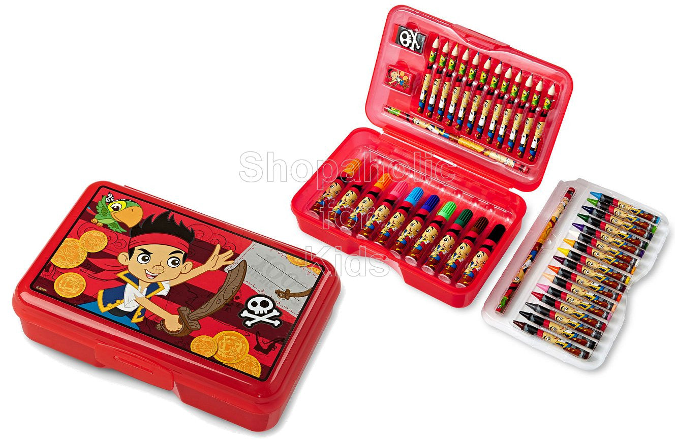 Disney Jake Pencil Box Set - Shopaholic for Kids