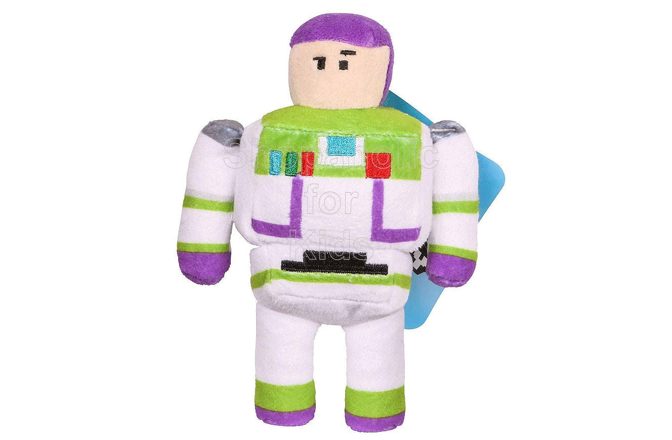 Disney Crossy Road Series 1 Stuffed Figures Buzz Lightyear 6 inches - Shopaholic for Kids