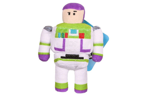 Disney Crossy Road Series 1 Stuffed Figures Buzz Lightyear 6 inches