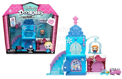 Disney Doorables Frozen Ice Castle