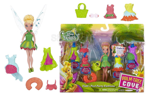 Disney Fairies Tinker Bell - Tink's Pool Party Fashions