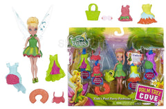 Disney Fairies Tinker Bell - Tink's Pool Party Fashions  - Shopaholic for Kids