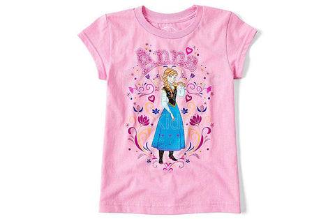 Disney Frozen Anna Graphic Tee