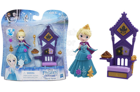 Disney Frozen Little Kingdom Elsa and Throne