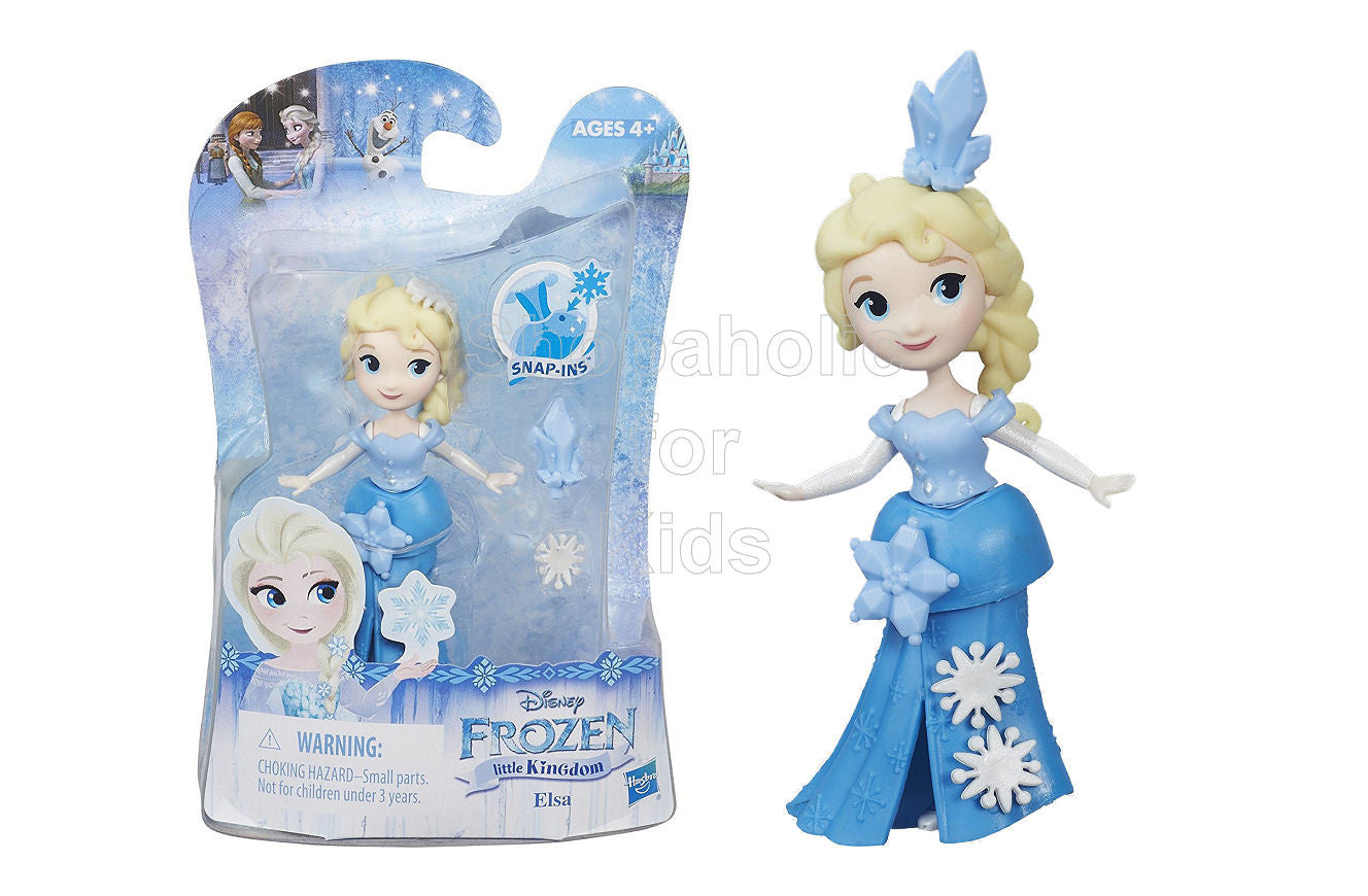 Disney Frozen Little Kingdom Elsa Snow Gown - Shopaholic for Kids