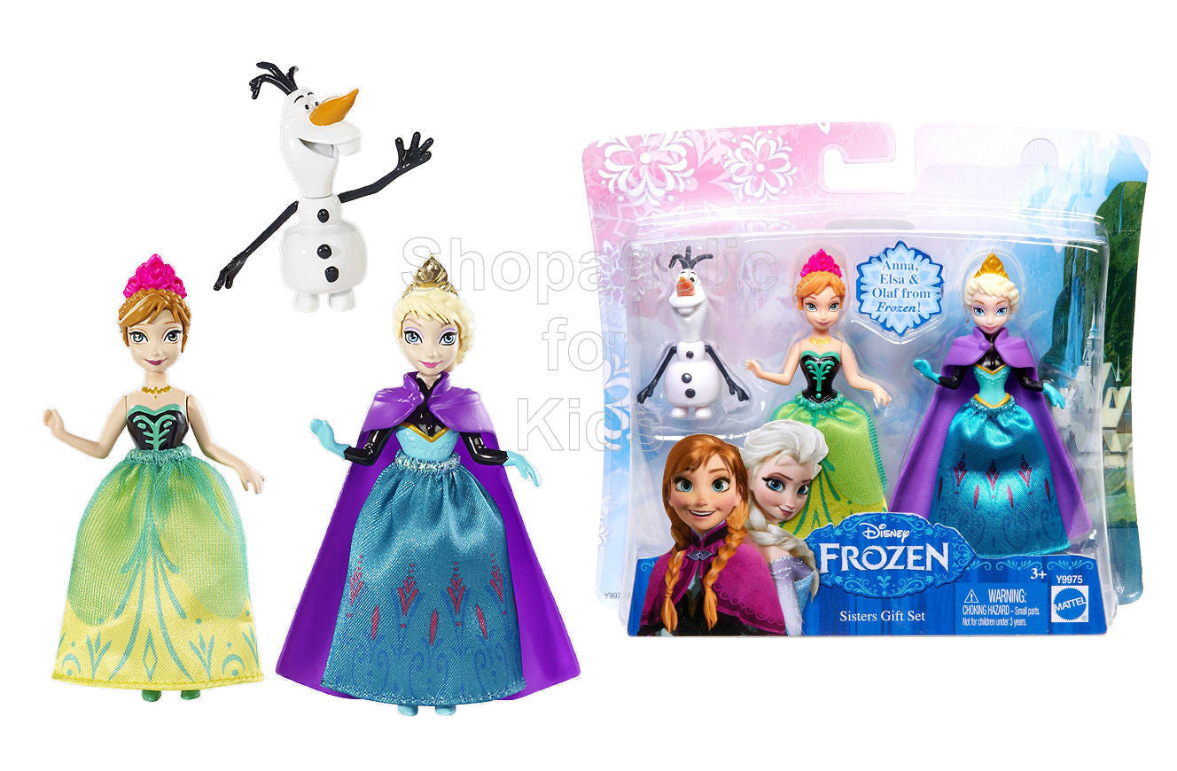 Disney Frozen Sisters Giftset - Shopaholic for Kids