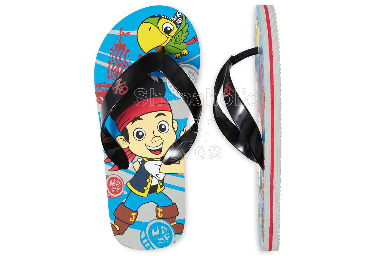 Disney Jake Flip Flops - Boys - Shopaholic for Kids