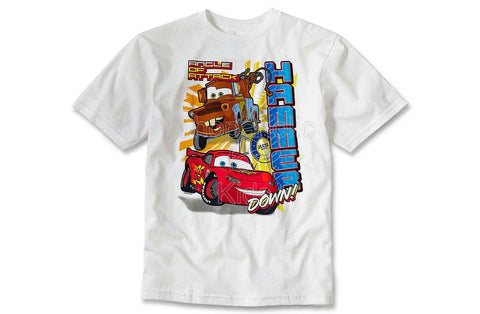 Disney Cars McQueen & Mater Graphic Tee