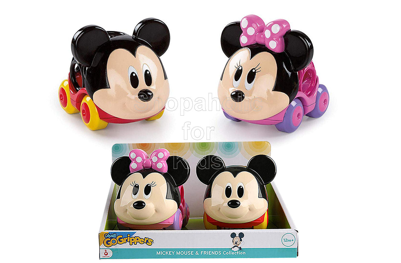 Disney Mickey & Minnie Mouse Go Grippers - Shopaholic for Kids