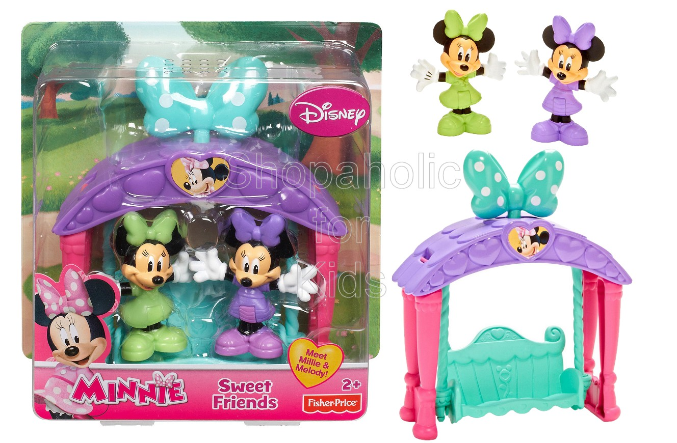 Fisher-Price Minnie Mouse Sweet Friends