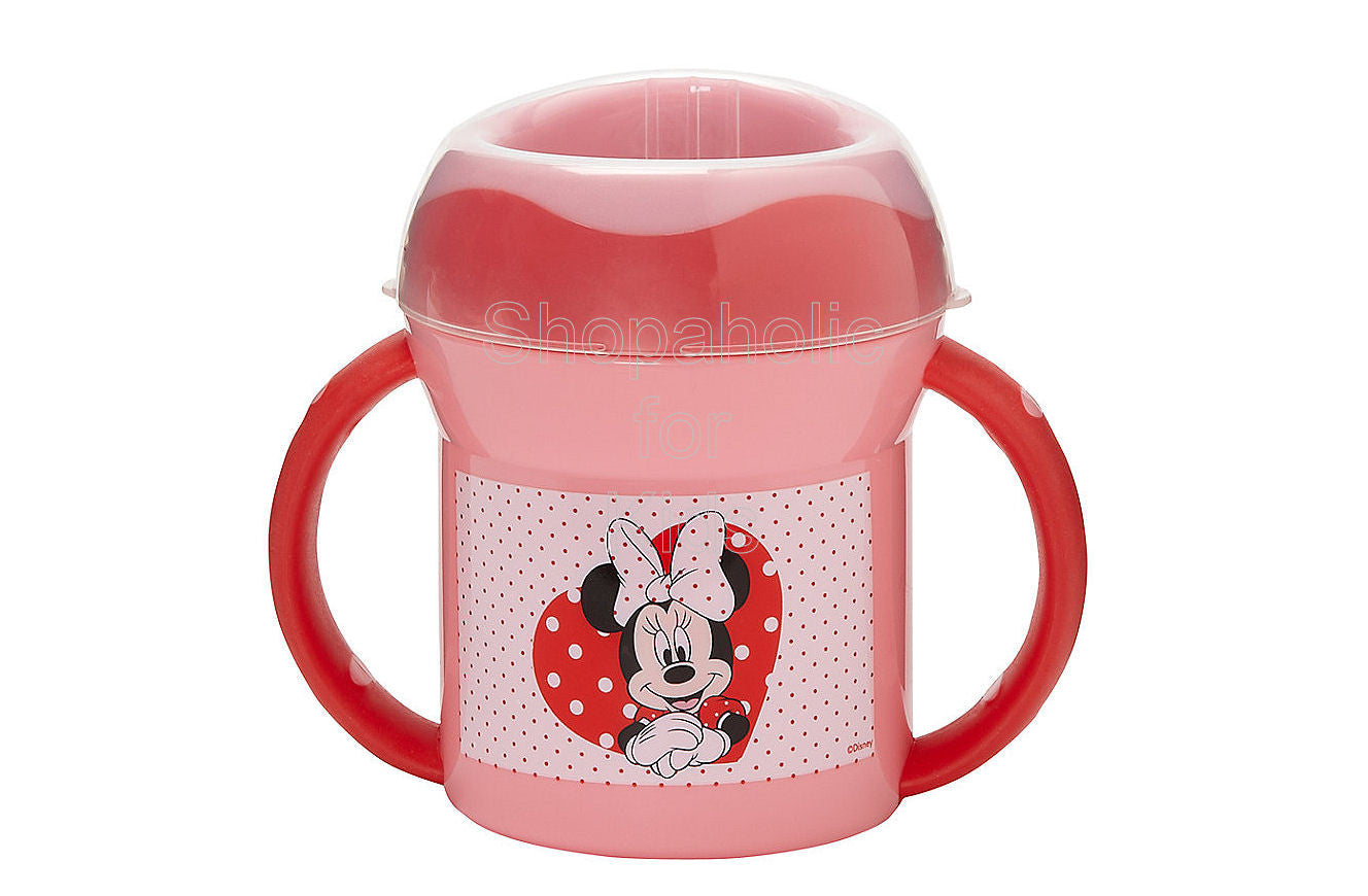 Mothercare Disney Minnie Mouse Trainer Cup