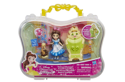 Disney Princess Little Kingdom Beauty and the Beast Belle's Charmed Wardrobe