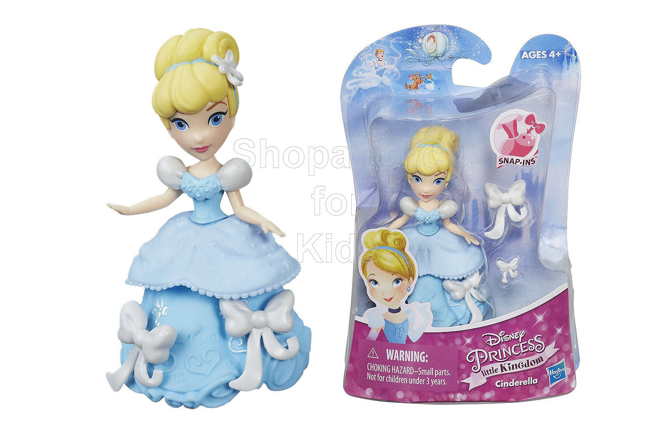 Disney Princess Little Kingdom Classic Cinderella - Shopaholic for Kids