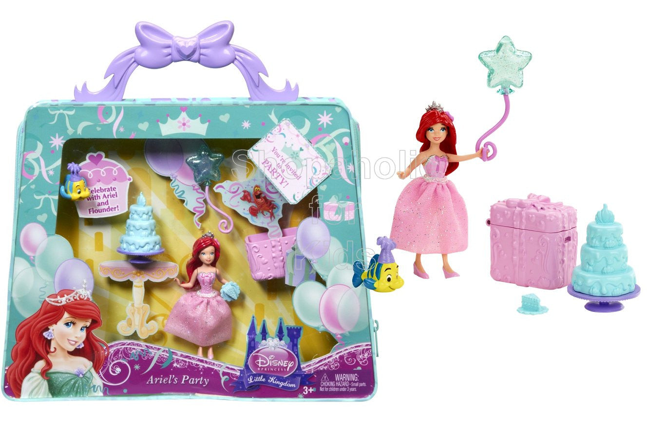 Disney Princess Little Kingdom MagiClip Ariel Party Bag - Shopaholic for Kids