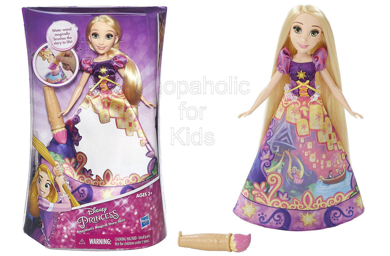 Disney Princess Rapunzel's Magical Story Skirt - Shopaholic for Kids