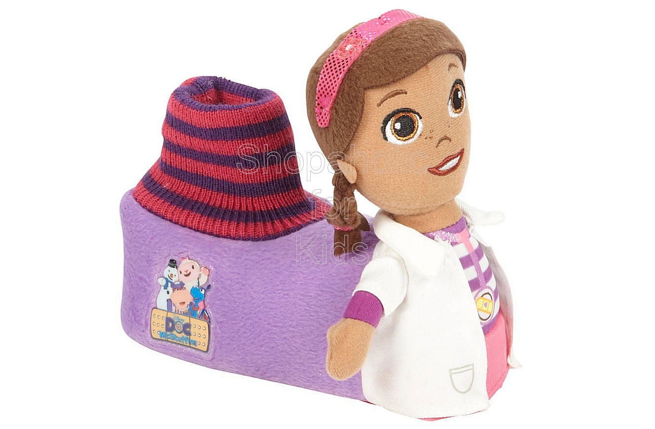 Disney Doc McStuffins Sock Slipper - Shopaholic for Kids