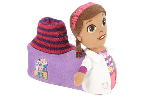 Disney Doc McStuffins Sock Slipper