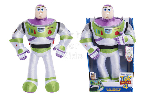 Disney Pixar Toy Story 4 Bendable Buzz Lightyear Plush
