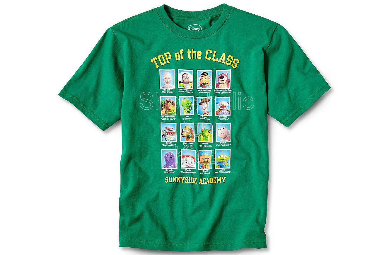 Disney Toy Story Yearbook Graphic Tee - Shopaholic for Kids