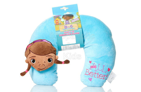 Doc McStuffins 3D Neck Pillow