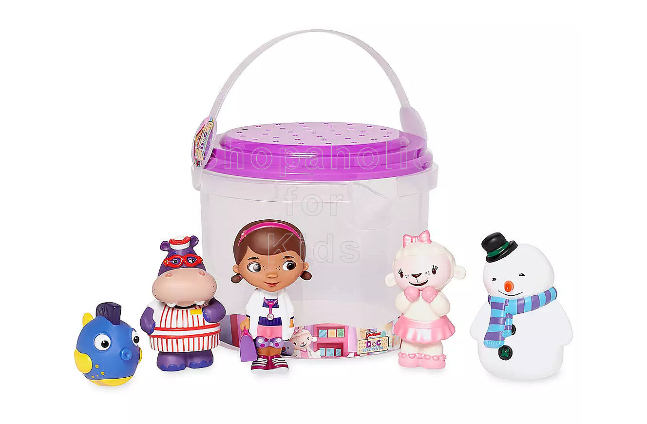 Disney Doc McStuffins Bath Set - Shopaholic for Kids