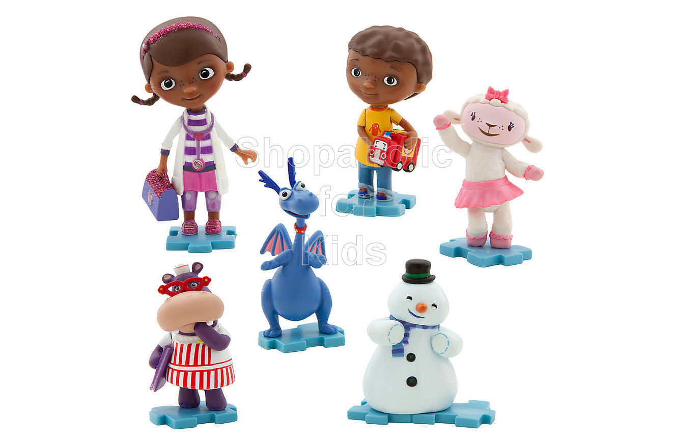 Doc McStuffins Figure Play Set - Shopaholic for Kids