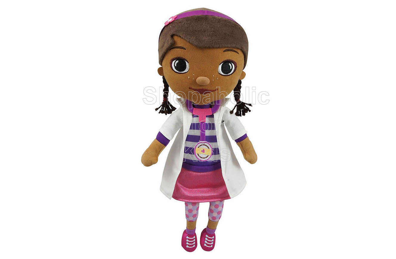 Doc McStuffins Plush - Shopaholic for Kids
