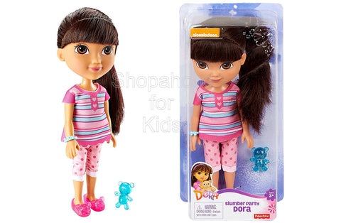 Fisher-Price Nickelodeon Dora and Friends Slumber Party Dora