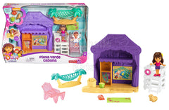 Dora & Friends Playa Verde Cabana - Shopaholic for Kids