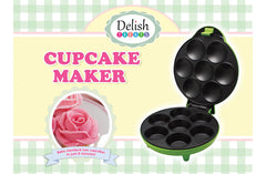Delish Treats Cupcake Maker - FREE SHIPPING - Shopaholic for Kids