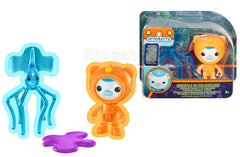 Fisher-Price Disney Junior Octonauts Barnacles and the Long Armed Squid Figure Pack