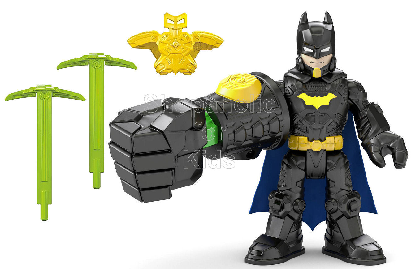 Fisher-Price Imaginext DC Super Friends Thunder Punch Batman - Shopaholic for Kids