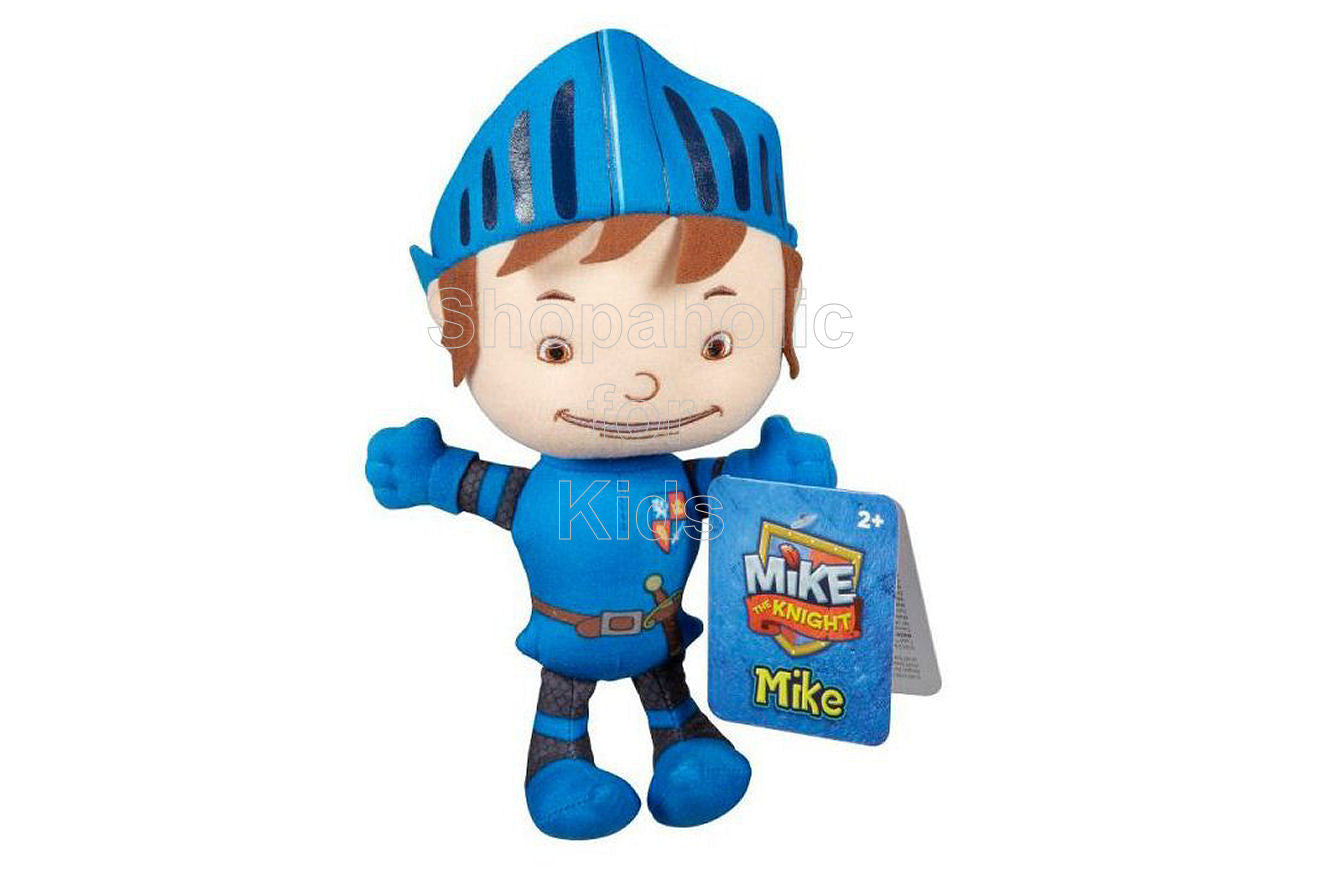 Fisher-Price Mike The Knight: Mike Plush - Shopaholic for Kids